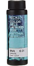Parfumuri și produse cosmetice Lac nuanțator pentru păr - Redken Color Gels Lacquers