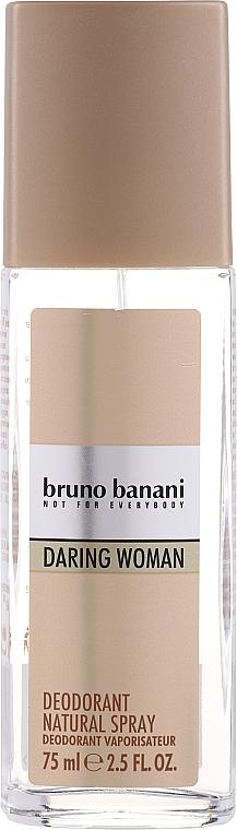 Bruno Banani Daring Woman - Deodorant — Imagine N1
