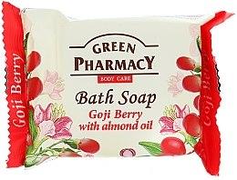 """Parfumuri și produse cosmetice Săpun """"Fructe de pădure cu ulei de migdale"""" - Green Pharmacy"""