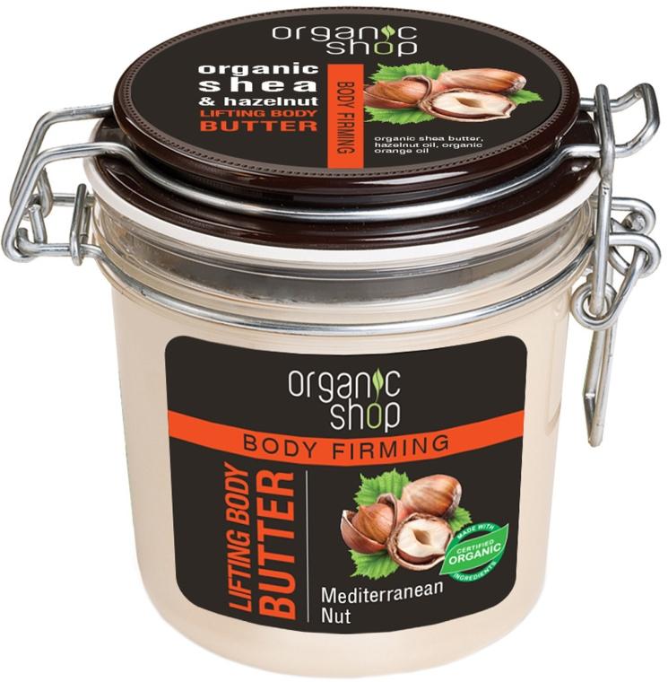 Unt de corp - Organic Shop Body Lift Butter