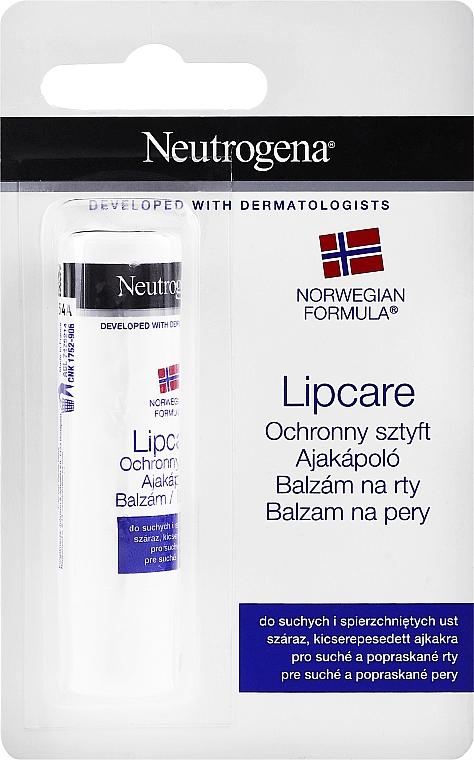 Balsam protector de buze - Neutrogena Norwegian Formula Lipcare SPF4