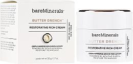 Parfumuri și produse cosmetice Cremă pentru ten uscat - Bare Escentuals Bare Minerals Butter Drench Restorative Rich Cream