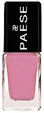 Parfumuri și produse cosmetice Lac de unghii - Paese Nail