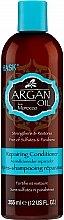 Parfumuri și produse cosmetice Balsam revitalizant cu ulei de Argan pentru păr - Hask Argan Oil Repairing Conditioner