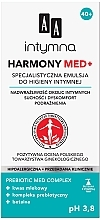 Parfumuri și produse cosmetice Emulsie pentru igiena intimă - AA Harmony Med+
