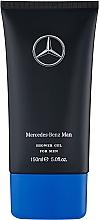 Parfumuri și produse cosmetice Mercedes-Benz Mercedes-Benz Man - Gel de duș