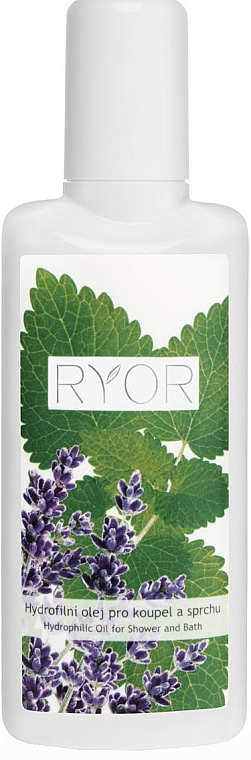 Ulei hidrofil pentru baie și duș - Ryor Hydrophilic Oil For Shower And Bath