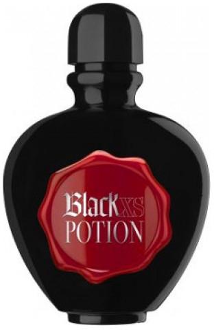 Paco Rabanne Black XS Potion for Her - Apă de toaletă (tester cu capac) — Imagine N1