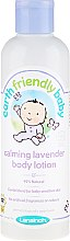 Parfumuri și produse cosmetice Loțiune de corp - Earth Friendly Baby Calming Lavender Body Lotion