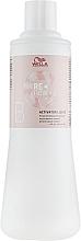 Parfumuri și produse cosmetice Loțiune activatoare pentru îndepărtarea pigmentului artificial - Wella Professionals ReNew Activator Liquid
