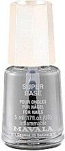 Parfumuri și produse cosmetice Bază pentru ojă - Mavala Super Base