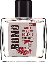 Set - Bond Retro Style (deo/150ml + after shave/100ml) — Imagine N4