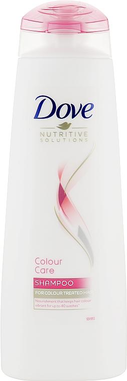 """Șampon de păr """"Protecția culorii"""" - Dove Colour Care Shampoo — Imagine N2"""