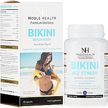 Parfumuri și produse cosmetice Suplimente nutritive - Noble Health Slim Line Bikini