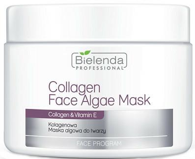 Masca de față cu colagen - Bielenda Professional Collagen Face Algae Mask
