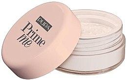 Parfumuri și produse cosmetice Pudră de față - Pupa Prime Me