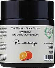 """Parfumuri și produse cosmetice Lumânare de aromoterapie """"Orange"""" - The Secret Soap Store Aromatherapy Candle Orange"""