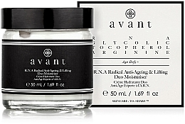 Parfumuri și produse cosmetice Cremă hidratantă antirid - Avant R.N.A Radical Anti-Aging and Lifting Duo Moisturizer