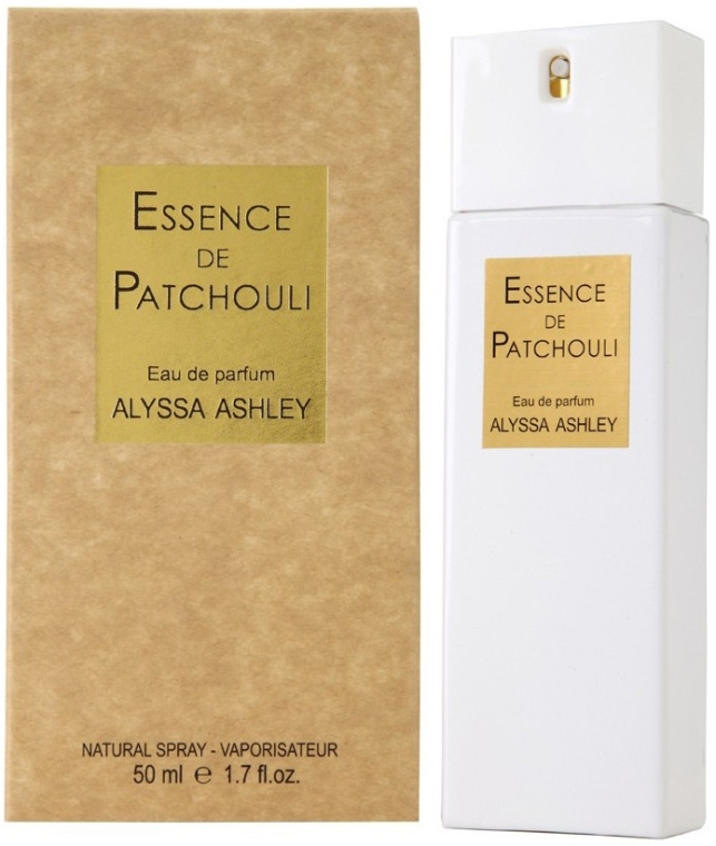 Alyssa Ashley Essence de Patchouli - Apă de parfum