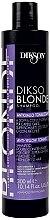 Parfumuri și produse cosmetice Șamponul contra îngălbenirii - Dikson Dikso Blonde Anti-Yellow Toning Shampoo