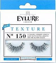 Parfumuri și produse cosmetice Gene false №150 - Eylure Pre-Glued Texture