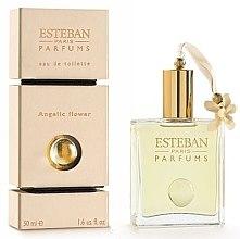Parfumuri și produse cosmetice Esteban Angelic Flower - Apă de toaletă (tester cu capac)
