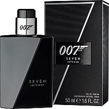 Parfumuri și produse cosmetice James Bond 007 Seven Intense - Apă de parfum (tester cu capac)