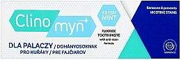 Parfumuri și produse cosmetice Pastă de dinți - Clinomyn Smokers Toothpaste Fresh Mint
