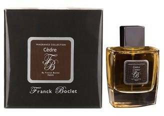 Franck Boclet Cedre - Apă de parfum — Imagine N2