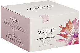 "Lumânare aromatică în borcan ""Bubbles & Blessings"" 75/137 - Bolsius Aromatic — Imagine N2"