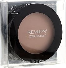 Pudră compactă rezistentă - Revlon Colorstay Finishing Pressed Powder — Imagine N2