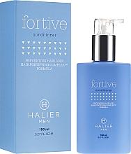 Parfumuri și produse cosmetice Balsam împotriva căderii părului, pentru bărbați - Halier Men Fortive Conditioner