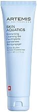 Parfumuri și produse cosmetice Gel de curățare pentru față - Artemis of Switzerland Skin Aquatics Moisturising Cleansing Gel