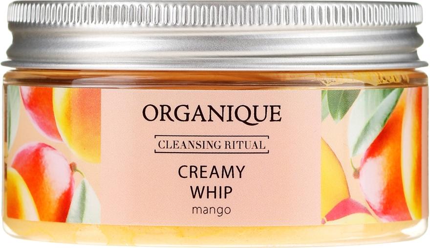 "Spumă-mousse de corp ""Mango"" - Organique Cleansing Ritual Creamy Whip Mango — Imagine N1"