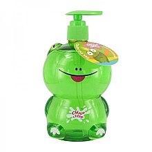 """Parfumuri și produse cosmetice Gel de duș pentru copii """"Broscuță"""" - Chlapu Chlap Bath & Shower Gel"""