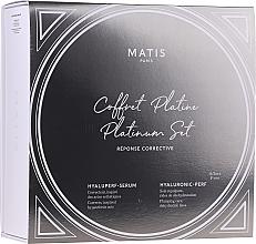 Parfumuri și produse cosmetice Set - Matis Reponse Corrective Platinum Set (ser/30ml + cr/50ml)