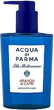 Parfumuri și produse cosmetice Acqua di Parma Blu Mediterraneo-Arancia di Capri - Săpun pentru mâini