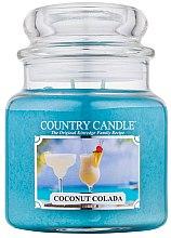 """Parfumuri și produse cosmetice Difuzor de aromă """"Coconut Colada"""" - Country Candle Coconut Colada"""