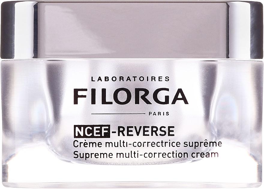 Fluid pentru față - Filorga NCTF-Reverse Supreme Regenerating Cream — Imagine N2
