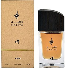 Parfumuri și produse cosmetice Ajmal Qafiya 2 - Apă de parfum