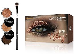 Parfumuri și produse cosmetice Set pentru machiajul ochilor - Bellapierre Eye Slay Kit Copper Glam