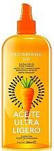 Parfumuri și produse cosmetice Ulei uscat pentru bronzare - Mediterraneo Sun Carrot Suntan Dry Oil