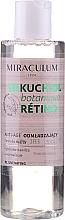 Parfumuri și produse cosmetice Toner anti-îmbătrânire pentru față - Miraculum Bakuchiol Botanique Retino Tonic
