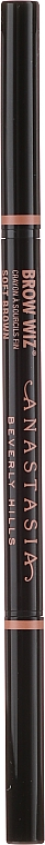 Set - Anastasia Beverly Hills Best Brows Ever Kit Soft Brown (pencil/0.08g + gel/2.5ml + gel/2.2g) — Imagine N6