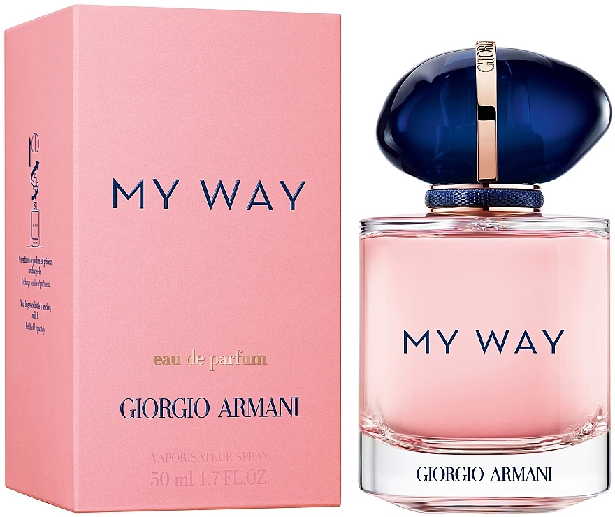 Giorgio Armani My Way - Apă de parfum  — Imagine N3