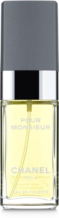 Chanel Pour Monsieur - Apă de toaletă (tester cu capac) — Imagine N1