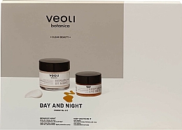 Parfumuri și produse cosmetice Set - Veoli Botanica Day And Night (cr/60ml + eye/cr/15ml)
