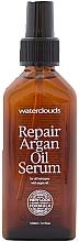 Parfumuri și produse cosmetice Ser revitalizant cu ulei de argan pentru păr - Waterclouds Repair Argan Oil Serum