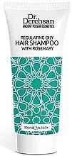 Parfumuri și produse cosmetice Șampon pentru păr gras - Dr. Derehsan Regullating Oily Shampoo