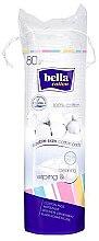 Parfumuri și produse cosmetice Discuri din bumbac, rotunde - Bella